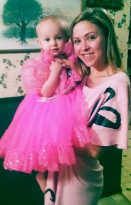 Princess time!  For Gracie, not me... Hey, why don't I have any princess dresses?!